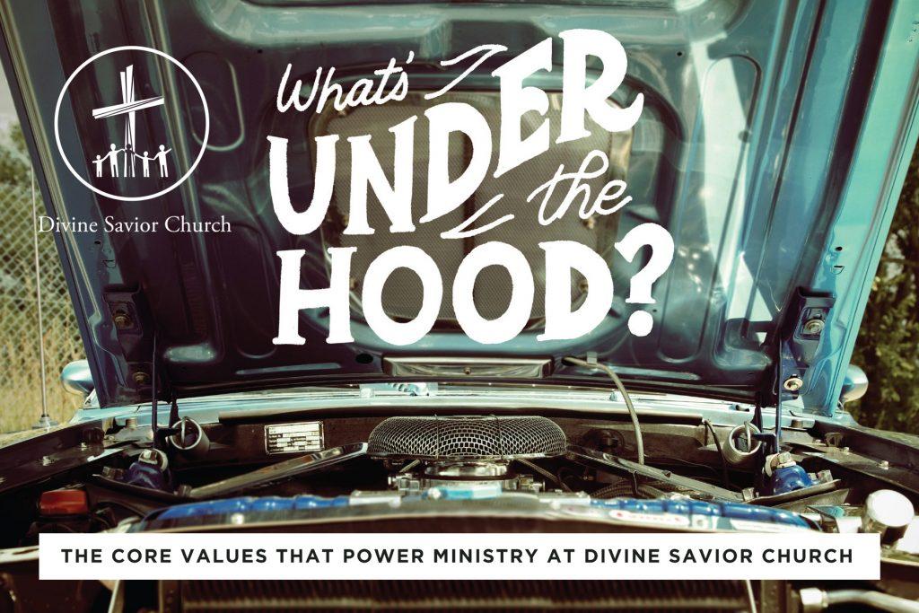 Series Whats Under The Hood Divine Savior Church Sienna Plantation